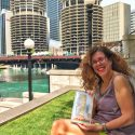 Urban Watercolor Sketching Experience Guest at Marina City