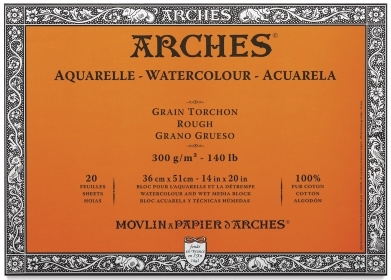 Arches Watercolor Block