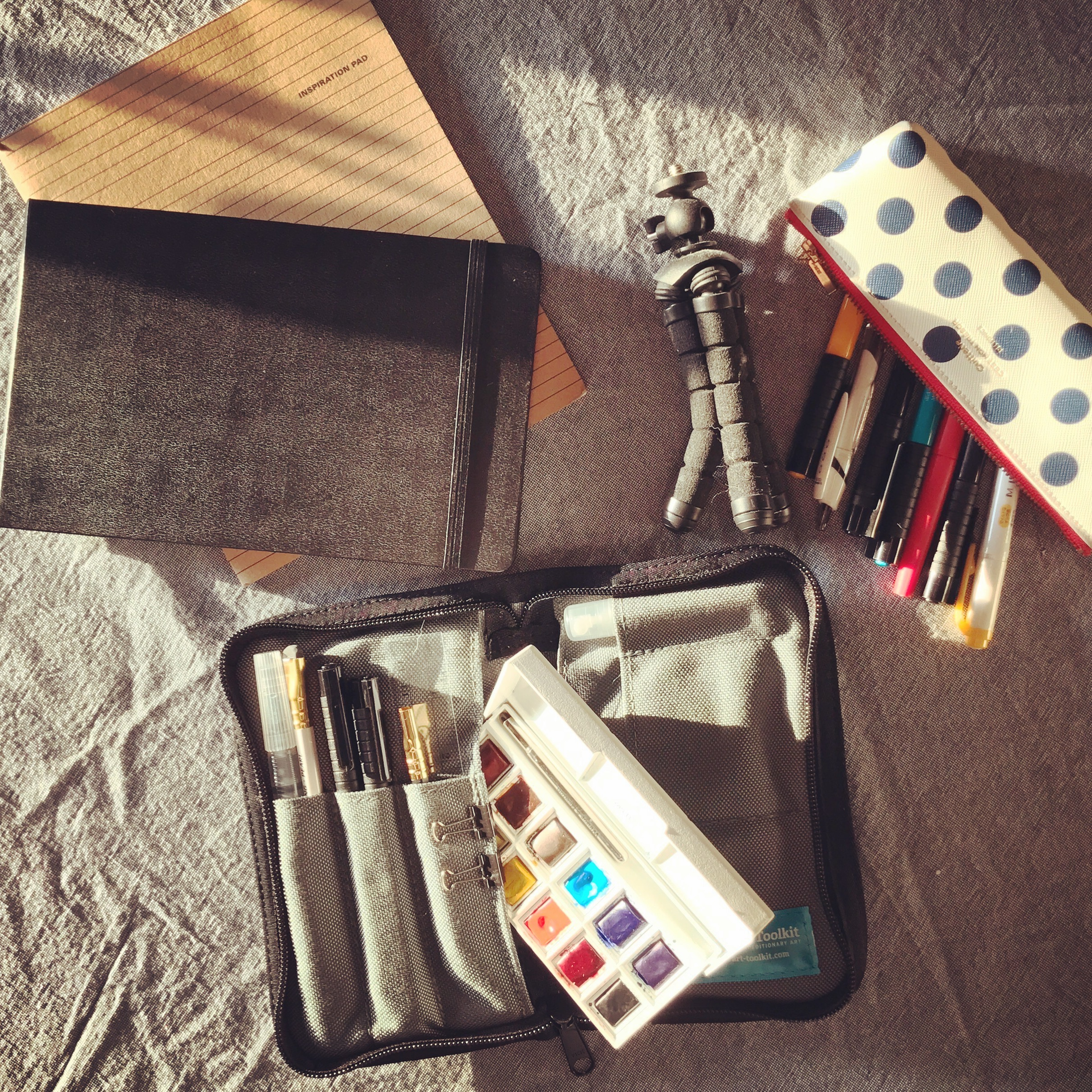 Urban Sketchers Watercolor Kit