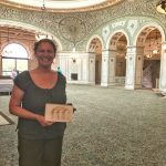 Urban Watercolor Sketching Experience Guest at the Chicago Cultural Center