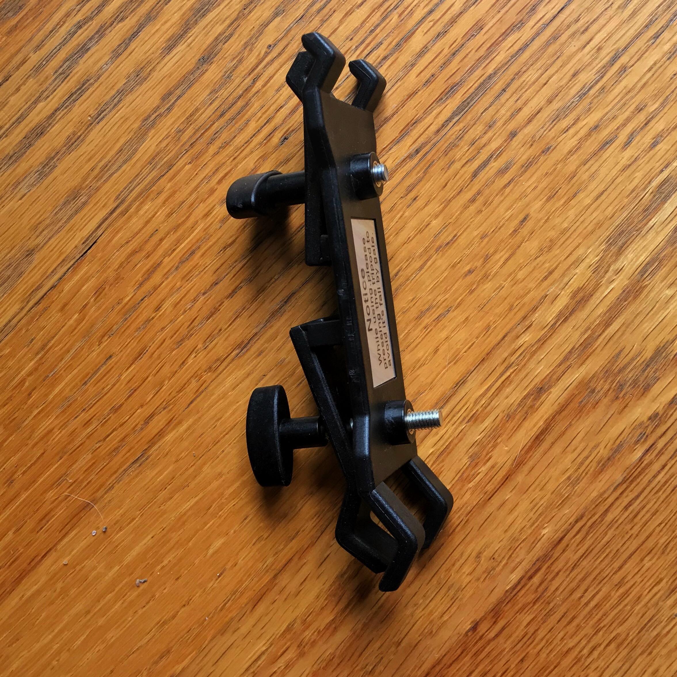 Tripod clamp