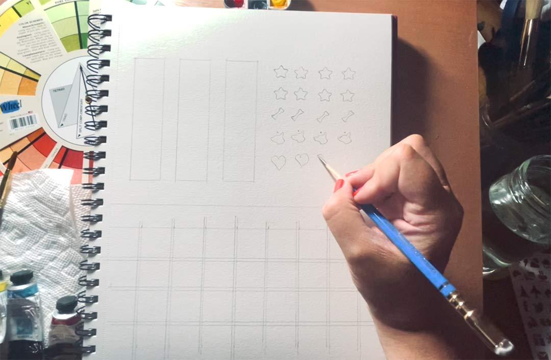 Make your own worksheet
